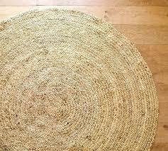 burlap kitchen rugs round jute rug natural pottery barn kitchenaid dishwasher parts