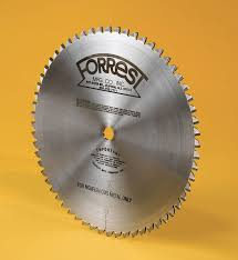 forrest blades. non-ferrous saw blades for cutting copper, aluminum and brass :: 14\ forrest