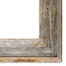 barnwood frame profile
