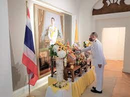 สถานกงสุลใหญ่ ณ นครมิวนิก จัดกิจกรรมเฉลิมพระเกียรติพระบาทสมเด็จพระเจ้าอยู่หัว  เนื่องในวันเฉลิมพระชนมพรรษา 28 กรกฎาคม 2563 – Königlich Thailändisches  Generalkonsulat München