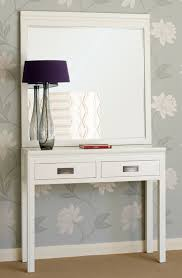 white console table with drawer. White Lacquer Oriental Console Table. Table With Drawer
