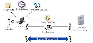 Public Key Infrastructure Digital Certificates Https Ssl