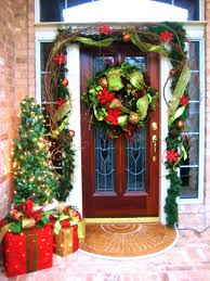 front door decor summerFront Door Decoration Indian Style Decorating Ideas For January