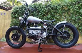 All BMW Models bmw 900cc motorcycles : Unexpected Bobber – 1973 BMW R75/5 Custom   Bike-urious
