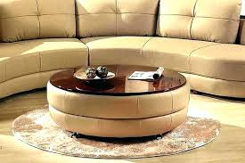 round ottoman table round ottoman coffee table round ottomans for living room upholstered ottoman coffee table