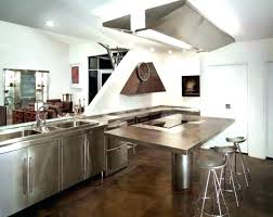 kitchen island cart industrial. Stainless Steel Kitchen Island Cart Islands Kitchens Industrial Stain D