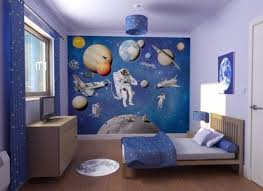 Outer Space Theme Boys Bedroom - Outer Space Wall Design-1234   Zach's  stuff   Pinterest   Outer space theme, Outer space and Bedrooms