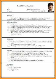 Curriculum Vitae Resume Simple What Is A Resume Or A Vitae Elegant 48 48 Sample Format Of