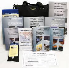 Jeppesen Chart Training Jeppesen Instrument Commercial Part 141 Kit
