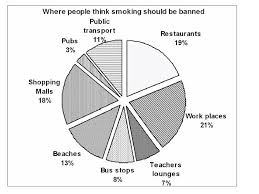 the chart below describes results of a public opinion poll where  essay topics the chart below describes results of a public opinion poll where people were asked to the most important place smoking should be banned