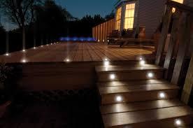image of backyard solar lighting ideas