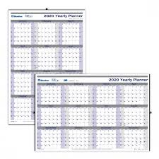 Calendar Yearly 2020 Net Zero Carbon Yearly Wall Calendar 2020 Laminated