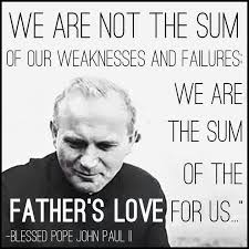 Pope John Paul Ii Quotes Simple Powerful Paintings And Quotes St John Paul II For His Feast Day