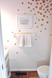 bathroom makeover contact paper one project closer