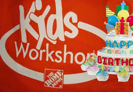 Can You Have Your Childs Birthday Party At Home Depot For Free