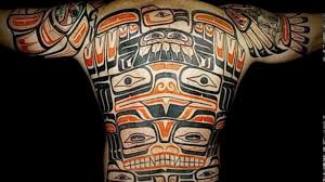 шаманские татуировки фото