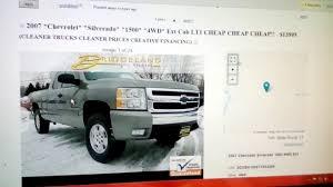 craigslist chevrolet silverado 1500 for sale - YouTube