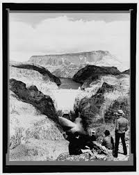boulder dam now hoover dam between arizona and nevada apr 1938 united states bureau of reclamation apr 1938 farm security administration office of