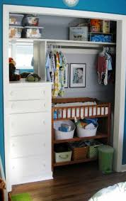 baby closet ideas diy nursery closet organization and organizing ideas