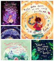Famous Book Quotes On Infinitely Charming Posters By Simini Blocker Beauteous Famous Book Quotes