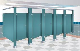public bathroom doors. If You Have Ever Visited A Public Toilet, Wondered Why Toilet Stall Doors Ain\u0027t Fully Enclosed? Well, I Would Find It Embarrassing People Bathroom T