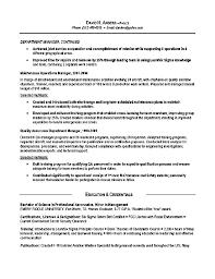 Army Resume 12 6 Sample Military To Civilian Resumes