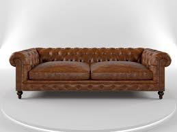 chesterfield sofa leather.  Sofa Classic Chesterfield Throughout Sofa Leather