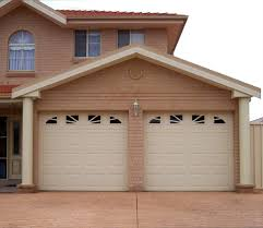 almond garage doorHome  B  M Garage Doors  Detroit Michigan