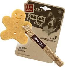 <b>Игрушка</b> для собак <b>GiGwi ECO GumGum</b> Dog — Пряник