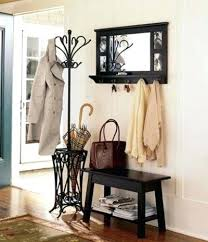 Coat Rack Bench With Mirror Mirror Coat Rack Sgmunclub 52