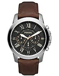 fossil watches amazon co uk fossil men s watch fs4813