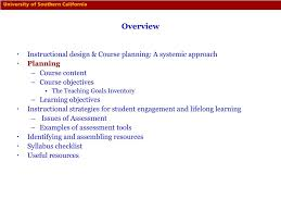 Course Planning And Syllabus Design Ppt Effective Course Design Powerpoint Presentation Free