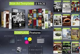 print ad templates print ad templates 12 pack psdbucket com