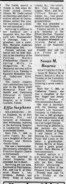 Effie Stephens - Newspapers.com