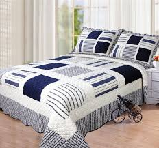 Modern Nautical Quilt - The World of Quilts & On sale! Adamdwight.com