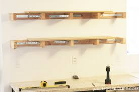 Sturdy Floating Wall Shelves