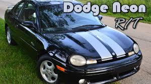 Rare 1999 Dodge Neon R/T 23rd - YouTube