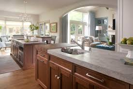 photo by exquisite kitchen design granite and wood combination countertops