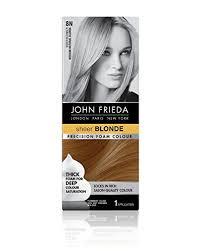 Precision Foam Colour Medium Natural Blonde