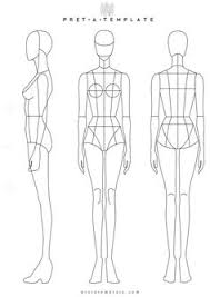 Body Template For Designing Clothes Ccaaccbabaacdbb Fashion Design Template Lorgprintmakers Com