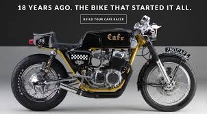 cafe racers cafe racer motorcycle