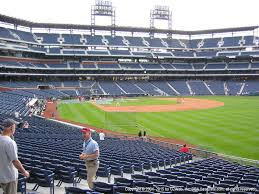 Phillies Field Seating Chart Citizens Bank Park Pa Tickets