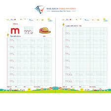 Sách - Bé tập tô, viết chữ to cho bé từ 4-6 tuổi - Sách Giáo Khoa - Giáo  Trình Tác giả Thanh Hương