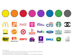 Marketing Color Chart Color Pyschology Of Branding And Logos Turbocharged Design