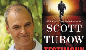 Presumed Innocent Film Interesting Scott Turow 'Presumed Innocent' Author Discusses Capital