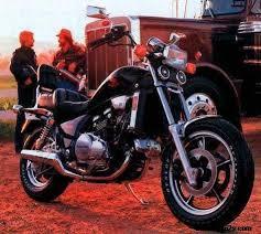 1983年honda vf 1100c magna v65