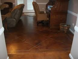 stained cement floors. DIY Concrete Stained Flooring Cement Floors