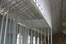 interior metal framing. Interior Metal Stud Framing Next Smucker Company