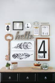 diy ideas for your entry entryway gallery wall with shutterfly cool and creative home
