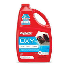 96 oz oxy steam cleaner rug doctor